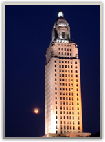 Baton Rouge Capital State Building